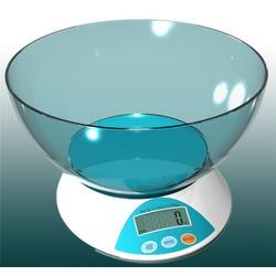 乐尔创科技有限公司(图)、玻璃圆形厨房秤、秤图片