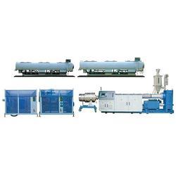 pvc纤维增强软管生产线|益丰塑机|增强软管图片