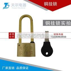 七年的铜挂锁生产经验,七年的表箱锁,电力锁,物业锁,铜锁定做挂锁专家图片