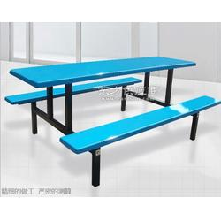 新农村玻璃钢餐桌椅,超市速食餐桌椅厂家图片