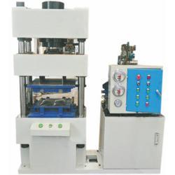 热压成型机 硅胶_龙岗热压成型机_城盛机械(查看)图片