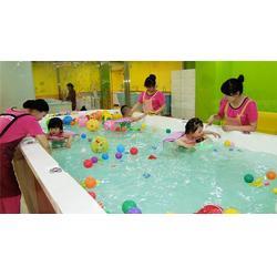 婴儿游泳馆加盟商_婴儿游泳馆加盟_家有儿女水育图片