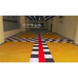 2015武汉护树板树穴玻璃钢格栅生产商鑫方成图片