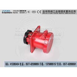流动演出电源直通柜工业插座ZZ314 16A 三根火线地线 IP44图片