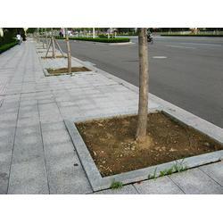 华城石材-开封树坑石-树坑石厂家图片