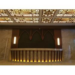 郑州酒店家具-东港酒店家具制作-定制酒店家具木饰面板木门图片