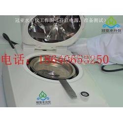 冠亚硅胶固含量测定仪精准高效易清理无损耗图片