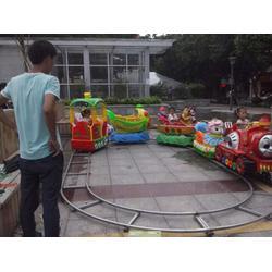 简易儿童电动小火车、龙岩儿童电动小火车、乐之源游乐图片