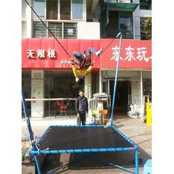 广场上的儿童蹦极厂家|乐之源游乐|广场上的儿童蹦极图片
