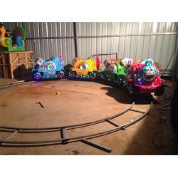 二手儿童轨道小火车、西安儿童轨道小火车、乐之源游乐(查看)图片