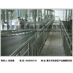 莱芜茶油精炼机械加工、长盛油脂设备图片