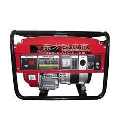 5000瓦380V小型汽油发电机图片