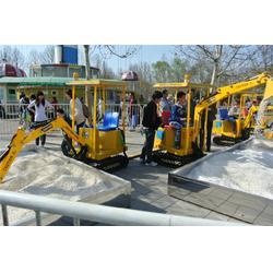 合丰(图)|游乐场挖掘机大量销售|上海游乐场挖掘机图片