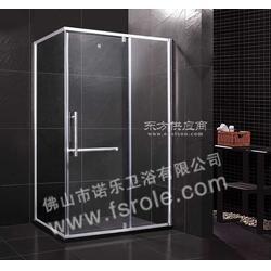 诺乐淋浴房供应淋浴房门量大从优R-020图片