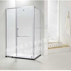 诺乐淋浴房供应淋浴房门哪家比较好图片