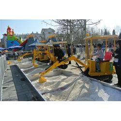 合丰_游乐场儿童挖掘机_游乐场儿童挖掘机领先工艺图片