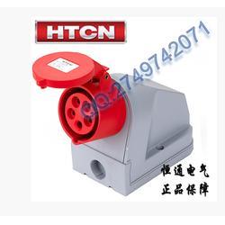 恒通电气(图),16a工业插头防水,工业插头图片