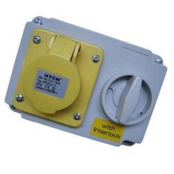 63a工业插座、恒通电气HTCN、工业插座图片