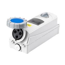 工业插座63a、工业插座、恒通电气HTCN图片