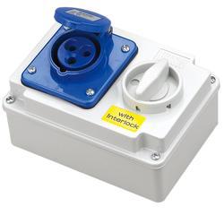 工业插座厂家|恒通电气HTCN|工业插座图片