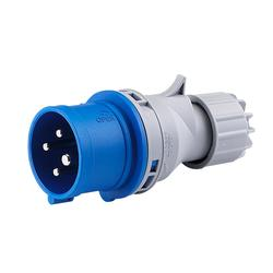 恒通电气HTCN(图),ip44工业插头,工业插头图片