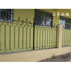 球磨铸铁栏杆-铸铁栏杆-富昊机械(多图)图片