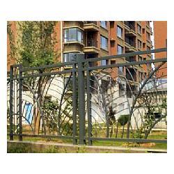 喷塑铁艺栏杆-铁艺栏杆-富昊机械图片