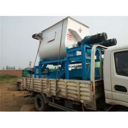砂浆混合机厂家-胜达机械-东丽区砂浆混合机图片