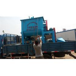 砂漿混合機制造商、勝達機械(在線咨詢)、大港砂漿混合機圖片