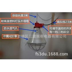 仔猪保温灯罩热销,猪崽保温灯热销,三渡照明(优质商家)图片