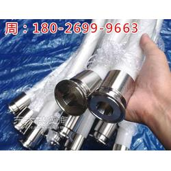 大口径食品级硅胶管 螺旋式钢丝硅胶软管图片