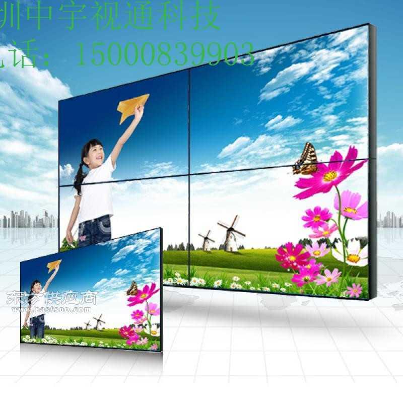 46寸液晶拼接屏供应厂家图片
