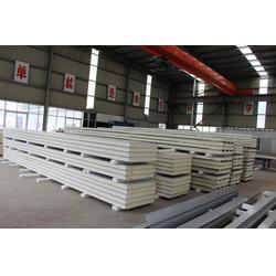 聚氨酯冷库板生产厂家,昌隆板材,阜阳聚氨酯冷库板图片