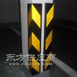 观澜橡胶护墙角 防撞胶条 观澜停车场护墙角图片