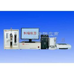电弧红外碳硫分析仪HR-DH1型图片