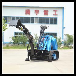 滑移裝載機,滑移裝載機多少錢,泰安騰宇(多圖)圖片