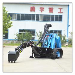广东滑移装载机|泰安腾宇重工公司|滑移装载机报价图片