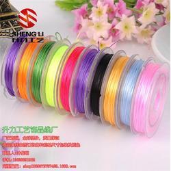 广州手工艺编织用线|升力工艺饰品线供货商|手工编织线厂图片