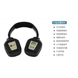 英语红外线听力耳机-红外线耳机-艾本耳机图片