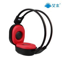 听力耳机-英语四六级听力耳机-艾本耳机图片