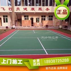廉江塑胶篮球场翻新涂料图片