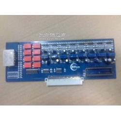 AF16120 数字芯王牌集团电话-8路扩展板,8路分机板图片
