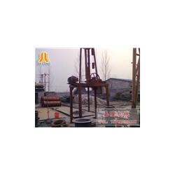 嘉隆建材机械、德州水泥制管机、立式挤压水泥制管机销售图片