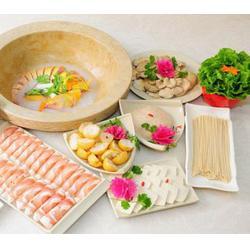 原味海鲜蒸汽火锅、蒸汽火锅、石器食代图片