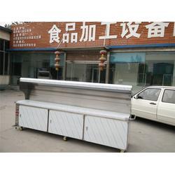 淮阴无烟烧烤车-博兴雅康-不锈钢无烟烧烤车图片