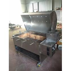 自动烤全羊炉子-博兴雅康(在线咨询)赣州烤全羊炉图片