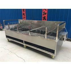 自动烤羊腿炉子、博兴雅康、黑河烤羊腿炉图片