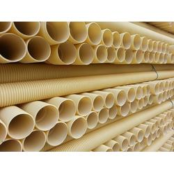 龙大塑业-PVC双壁波纹管推荐规格-PVC双壁波纹管推荐图片