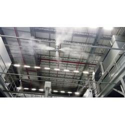 贝克喷雾供应商(多图)_步行街降温喷雾设备_韶关降温喷雾设备图片