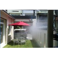 南沙区喷雾降温设备|贝克喷雾品牌|喷雾降温设备图片